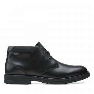 BANNING HI GTX BLACK LEATHER